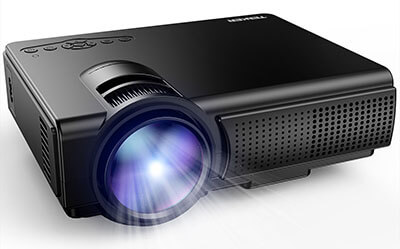 Tenker Portable Mini Projector