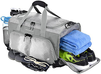 FocusGear Ultimate Gym Bag for Men