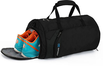 IX Fitness Sports Small Gym Bag duffel for Men
