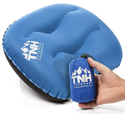 TNH Outdoors Inflatable Camping Pillow