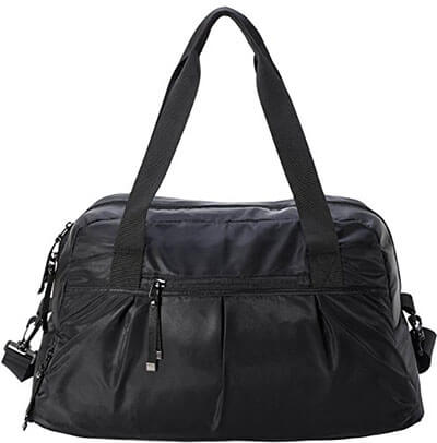 Mier Gym Sports Bag for Women