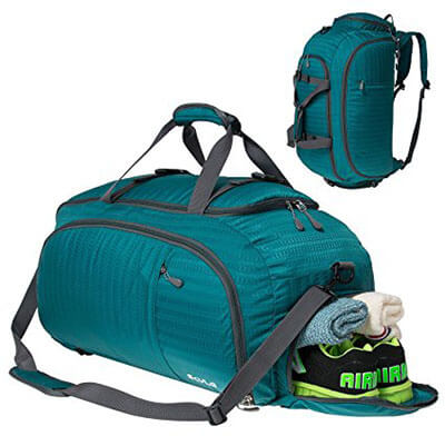 Skyle 3-way Gym Bag Backpack