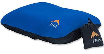 TinyBigAdventure Camping Pillow