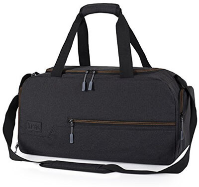 Marsbro Water Resistant Polyester Sports Gym Travel Bag For Men