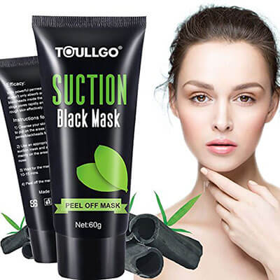 MOCHAShop Black Peel-Off Mask