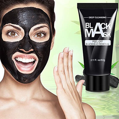 Big House Black Mask Blackhead Remover Mask