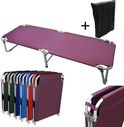 Magshion Portable Military grade Camping Bed Cot