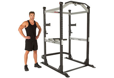 Top 10 Best Power Racks for Home Gym in 2019 Reviews