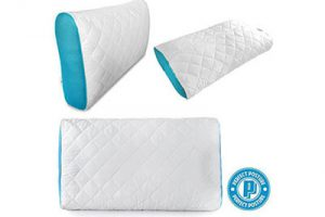 Top 10 Best Memory Foam Pillows in 2018 Reviews