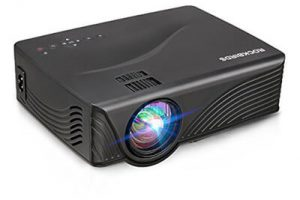 Top 10 Best Portable Projectors in 2018 Reviews