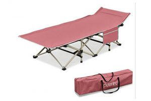 Top 10 Best Camping Cots in 2018 Reviews