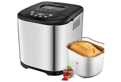 Top 10 Best Bread Machines in 2019 Reviews – AmaPerfect