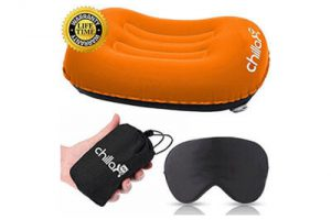Top 10 Best Camping Pillows in 2018 Reviews