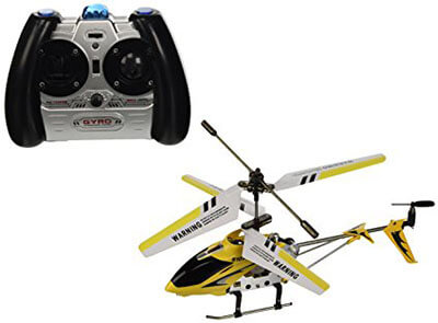 Tenergy Syma RC Helicopter