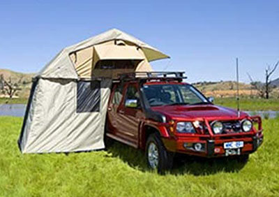 ARB Simpson II Roof Top Tent Annex