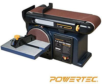 POWERTEC BD4600 Woodworking Belt Sander