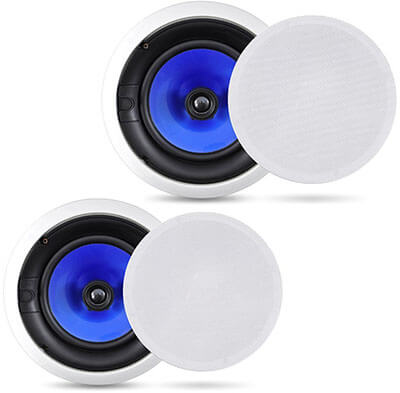 Pyle Home PIC8E High-End Ceiling Mount Speakers