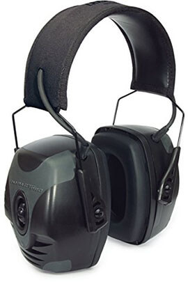 Honeywell Howard Leight Impact Pro Sound Amplification Electronic Shooting Earmuff