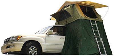 Camco Car Roof Tent