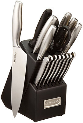 Cuisinart C77SS Kitchen Block Set