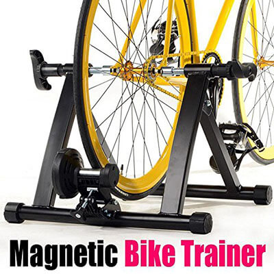 Gotobuy Indoor Bike Trainer Stand