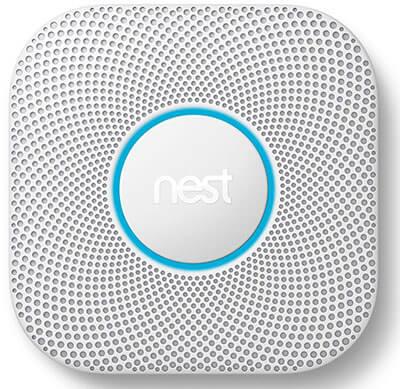 Nest Protect Smoke and Carbon Monoxide Detector