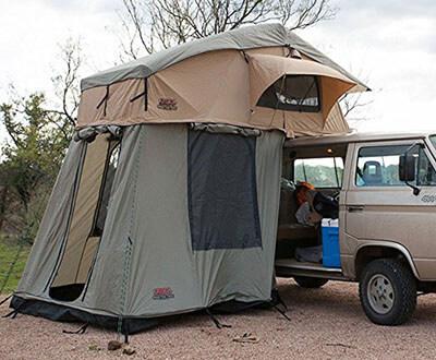 Tuff Stuff Ranger Overland Roof Top Tent