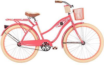 Huffy Deluxe 26-Inch Women's Cruiser Bike