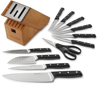 Calphalon Classic Knife Block Set