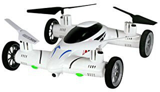 Taotuo Remote Control Car and Quadcopter Drone