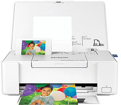 Epson PictureMate PM-400 Color Photo Printer