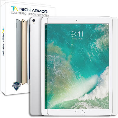 Tech Armor iPad Pro Ballistic Glass Screen Protector for Apple iPad Pro