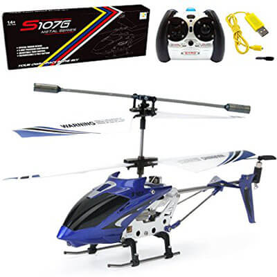 Cheerwing S107/S107G Phantom Mini RC Helicopter