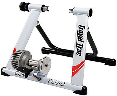 Travel Trac Comp Fluid Indoor Cycle Trainer