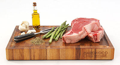 Hardwood Chef Premium Cutting Board