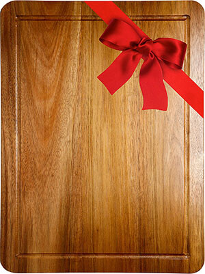 Somarian Acacia Wood Cutting Board