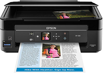 Epson XP-330 Expression Home Color Photo Printer