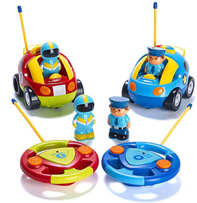 Prextex Pack Remote Control Toys for Kids