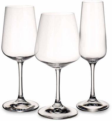 Villeroy & Boch Ovid Wine Glasses