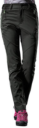 King Shield Windproof Hiking Pants Women