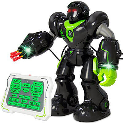 Best Choice Products Intelligent Remote Control RC Robot