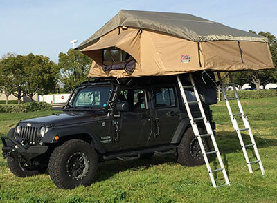 Tuff Stuff Elite Roof Top Tent