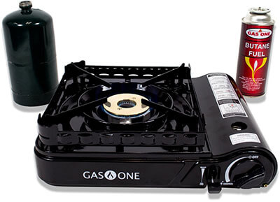 GasOne GS-3900P Dual Fuel Camping Stove