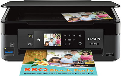 Expression Home XP-440 Epson Photo Printer
