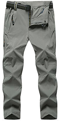 FunnySun Hiking Pants for Men