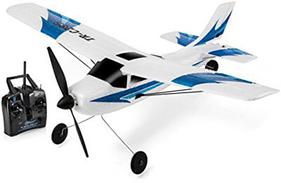 Top Race TR-C285 Remote Control Airplane