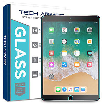 Tech Armor Premium Ballistic Glass Apple iPad Pro 10.5 inch screen protector