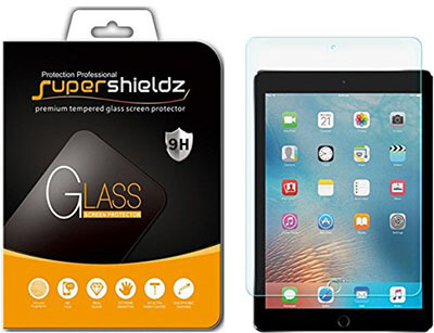 Supershieldz for Apple New iPad Pro 12.9 inch Screen Protector