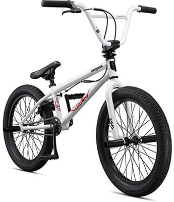 Mongoose Legion Freestyle Bike, L20 20-Inch wheel