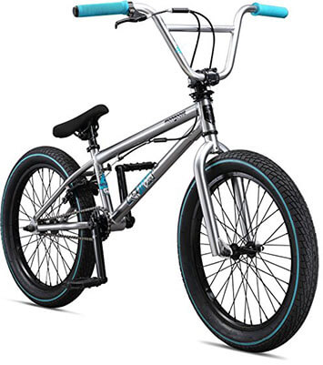 Mongoose Legion Freestyle Bike, L40 20-Inch Wheel